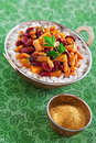 Free Beans And Pineapples Curry Royalty Free Stock Images - 23181289