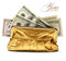 Free Gold Purse Stock Images - 23401814