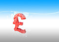 Free Pound In Water Royalty Free Stock Photos - 23466078