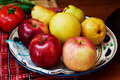 Free Fruits On Plate Royalty Free Stock Photos - 2379118