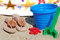 Free Children Beach Toys Royalty Free Stock Photography - 24125247