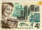 Free Vintage Stamps. Royalty Free Stock Photography - 24319887