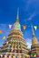Free Authentic Thai Architecture In Wat Pho Royalty Free Stock Photos - 24381248