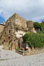 Free Dying City, Civita Bagnoregio Royalty Free Stock Photo - 25406535