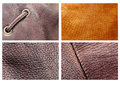 Free Close Up Of Leather Texture Royalty Free Stock Images - 25418209