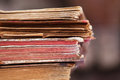 Free Pile Of Antique Books Royalty Free Stock Images - 25670039