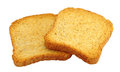 Free Toasted Bread Isolated Stock Image - 25770141