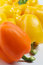 Free Yellow And Orange Bell Peppers Stock Image - 25962451