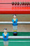 Free Goal Keeper Royalty Free Stock Image - 26740426