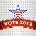 Free Vote For America Stock Photography - 26813782