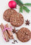 Free Christmas Cookies Stock Images - 26861054