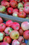 Free Boxes Of Fresh Apples Stock Image - 27043131