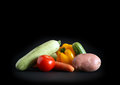 Free Raw Vegetables Royalty Free Stock Image - 27198986