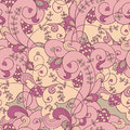 Free Flower Pattern Royalty Free Stock Image - 27235046