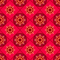 Free Geometric Seamless Pattern Royalty Free Stock Photos - 27240798