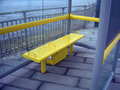 Free Bus Stop Seat In Shelter Royalty Free Stock Image - 2742756