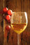 Free White Wine Royalty Free Stock Photography - 27443107