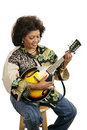 Free Playing Mandolin Stock Photography - 2751262