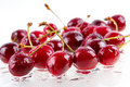 Free Wet Sweet Cherry Stock Photography - 2765292