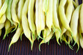 Free String Yellow Beans Stock Photo - 2766210