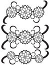 Free Fancy Detailed Decorations 81 Royalty Free Stock Photos - 2769128
