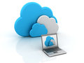 Free Cloud Computing Stock Photography - 27692042