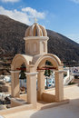 Free Church And Bell Santorini Royalty Free Stock Images - 27848669