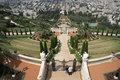 Free View Over Bahai Gardens Stock Image - 2795151