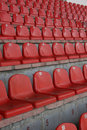 Free Stadium Seats Royalty Free Stock Photo - 2808275