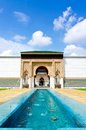 Free Moroccan Architecture Royalty Free Stock Image - 28013326