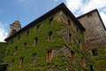 Free Ivy-covered House In Tuscany Royalty Free Stock Image - 28113276