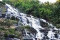 Free Khun-mae-ya Waterfall Stock Photography - 28307222
