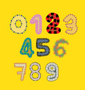 Free Numbers Stock Photography - 28606692