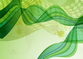 Free Abstract Green Background. Royalty Free Stock Image - 28621306
