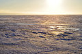 Free The Ice On The Lake Pskovskoe. Royalty Free Stock Photography - 28668227