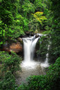 Free Waterfall In Deep Forest Of Kaoyai,Thailand Royalty Free Stock Images - 28681179