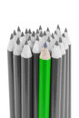 Free Green Pencil Royalty Free Stock Image - 28688726