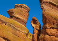 Free Red Rocks Talk B Stock Photography - 28702292