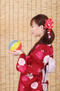 Free Profile Of Young Asian Woman Royalty Free Stock Image - 28705866