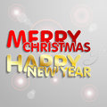 Free Christmas Card Royalty Free Stock Photography - 28759457