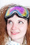 Free Portrait Of Pretty Snowboarders Wearing Glasses Royalty Free Stock Image - 28769326