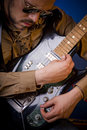 Free Guitar Soundcheck Royalty Free Stock Image - 2887746