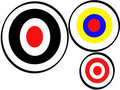 Free Correct Archery Target Stock Photography - 2944452