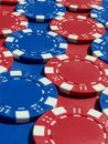 Free Poker Chips Royalty Free Stock Photo - 2974305
