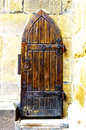 Free Medieval Church Door Royalty Free Stock Photo - 30542265