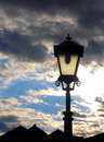 Free Old Streetlamp Royalty Free Stock Photo - 3163505