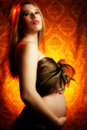 Free Artistic Maternity Stock Photo - 3498570