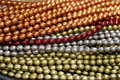 Free Colorful Pearl Strands Stock Images - 3751624