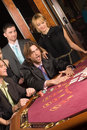 Free Casino And Youth Stock Photography - 3799722