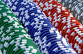 Free Casino Chips Royalty Free Stock Photo - 3986695